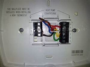 Hi  I Am Trying To Install A Honeywell Rth8500 Programmable