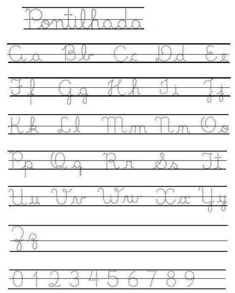 caligrafia ensinando o aluno construindo futuros