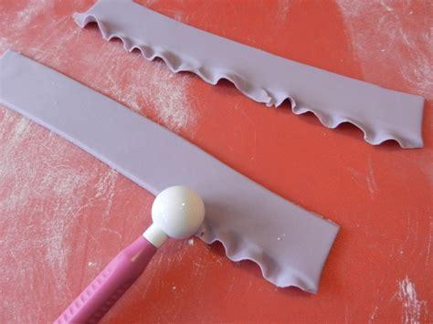 tuto r 233 aliser des froufrous en p 226 te 224 sucre par carol