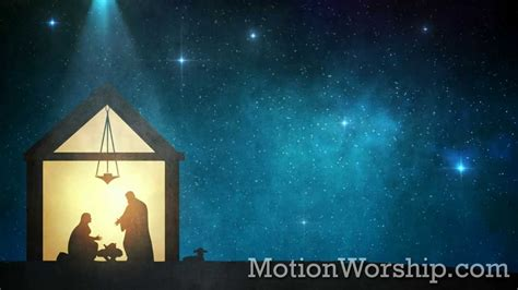 bethlehem star nativity hd christmas loop  motion