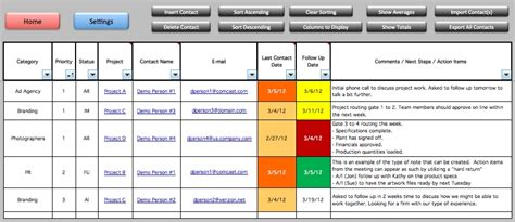 excel project management template project management tracking templates excelide