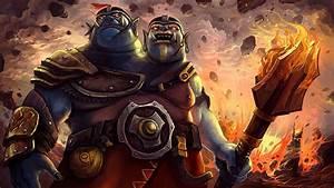 Ogre Magi Build Guide DOTA 2 Ogre Magi FIREWALKER39s Luck