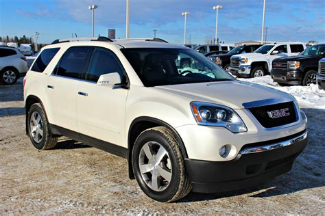 gmc acadia  review red deer rocky mountain house
