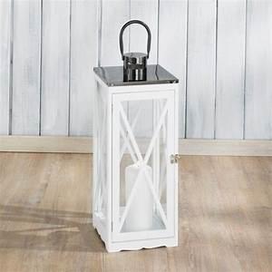 Laterne Weiß Holz : holz laterne wei 14 5 cm von tedi ansehen ~ Watch28wear.com Haus und Dekorationen