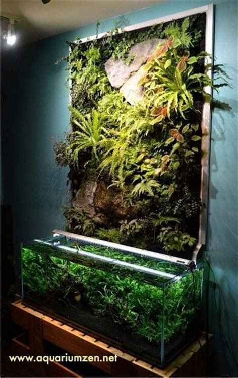 great idea  artfully presenting  lygodactylus vivariums dream house terrarium planted