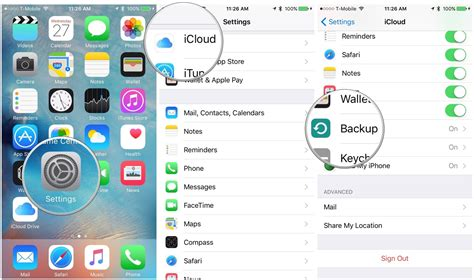 back up iphone how to back up your iphone and