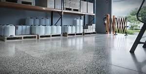 Unebenen Boden Ausgleichen : betonboden versiegeln foto dyckerhoff betonboden grauen ~ Michelbontemps.com Haus und Dekorationen