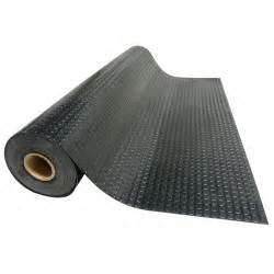 quot block grip quot rubber flooring rolls
