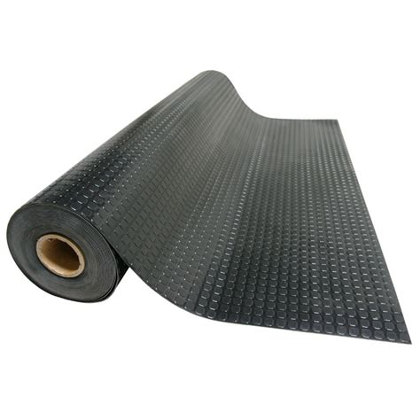 quot block grip quot rubber flooring rolls