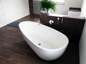 Freistehende Badewanne Mineralguss : freistehende badewanne luino grande aus mineralguss wei ~ Michelbontemps.com Haus und Dekorationen