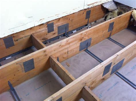 beton allege sur plancher bois beton allege plancher bois 28 images chape fluide anhydrite fibr 233 e techni chapes chapes