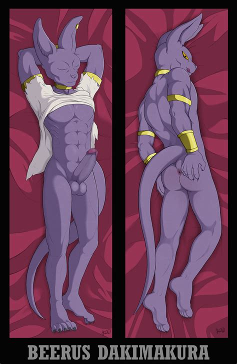 rule 34 anthro anus ass athletic backsack balls beerus blush bottomless butt grab claws