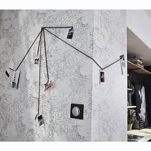 Papier Peint Planisphère : papier peint sur papier planisph re beige castorama ~ Teatrodelosmanantiales.com Idées de Décoration