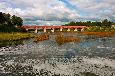 Kuldīgas velvju tilts - Tilts - redzet.lv