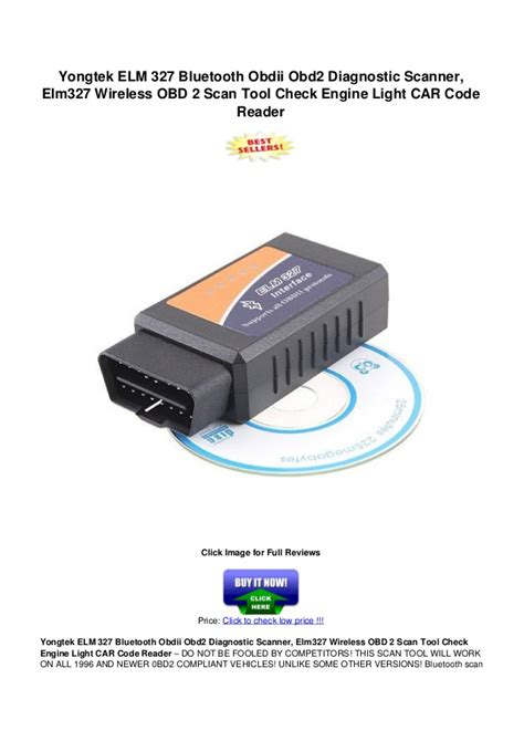 check engine light diagnostic tool yongtek elm 327 bluetooth obdii obd2 diagnostic scanner