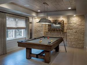 Game Room Design - Game Room Ideas Gallery Decorating
