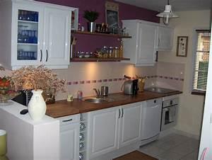 Photo decoration deco cuisine peinture 9jpg for Modele deco cuisine peinture