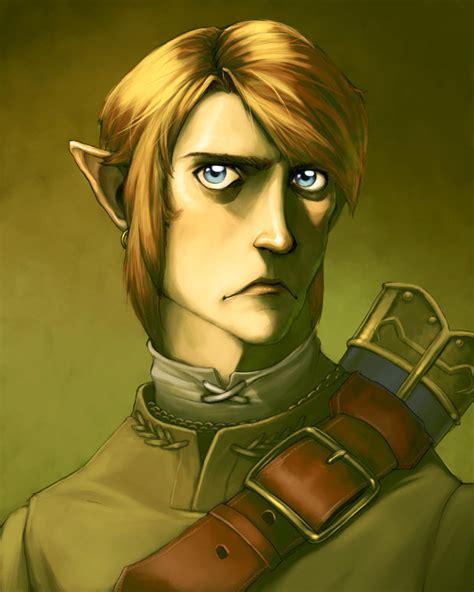 Link Legend Of Zelda Fan Art