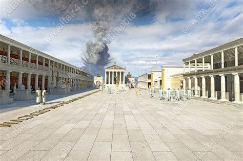 Ingresso Pompei by Foro Di Pompei Altair4 Multimedia