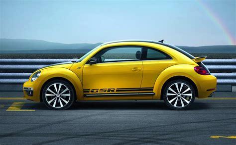 Volkswagen Beetle Gsr by 2013 Volkswagen Beetle Gsr Revealed Machinespider