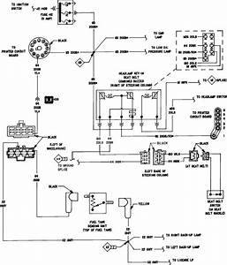 87 Dodge D150 Wiring Diagram