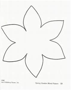 flower template on pinterest With template of a daffodil