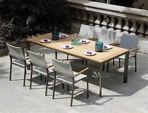 Ensemble Table Et Chaise De Jardin : ensemble table et chaise jardin ~ Teatrodelosmanantiales.com Idées de Décoration
