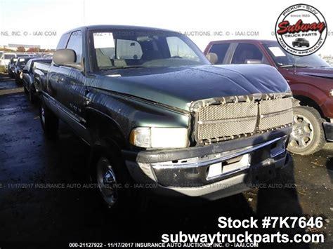 Used Dodge Ram Laramie Parts Sacramento