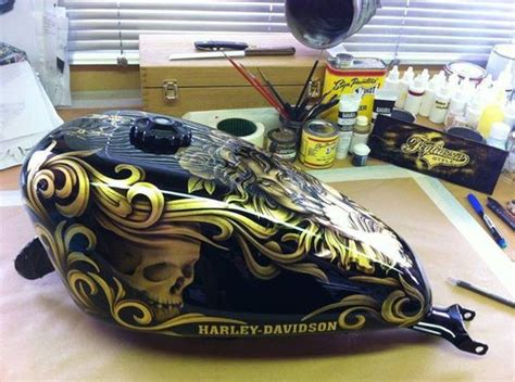 Motorcycle Tank, Motorcycles And Paint On Pinterest