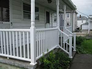 pvc deck railing lowes home design ideas With deck building kits lowes