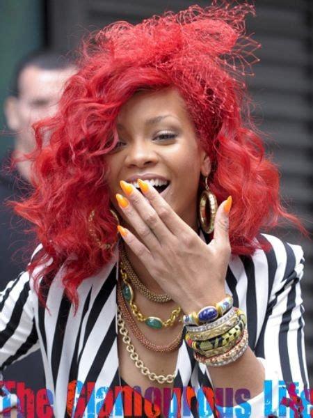 la jolla hair stylist kira pinski rihanna red hair