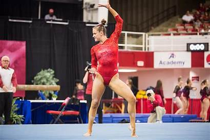 Gymnastics Razorbacks Arkansas Ranked 10th Columbus Regional