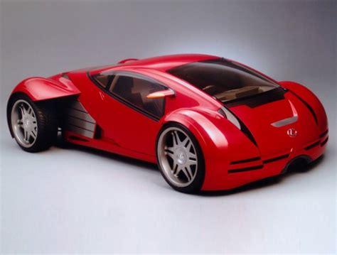 Minority Report Lexus Makes 10 Best Movie Future Cars List