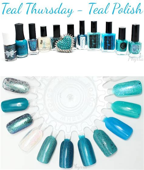 teal color nail paint 17 best images about nails and on best