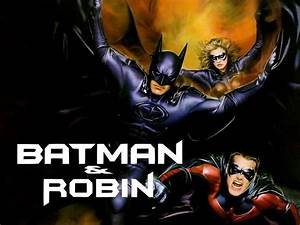 Batman and Robin – Paul's Blog – Reviews, Discussions and more
