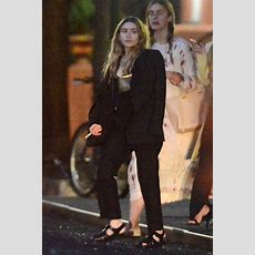 Marykate Olsen And Ashley Olsen  Out In Nyc 06062019