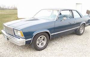 1979 Chevy Malibu  Leave It Alone