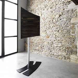 Meuble Tv Accroché Au Mur : erard lux up 1600xl blanc support mural tv erard group sur ~ Melissatoandfro.com Idées de Décoration