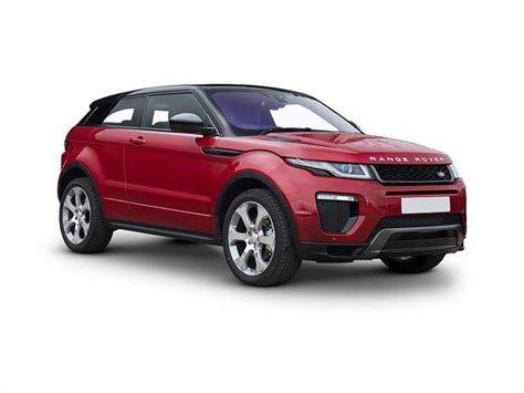 Land Rover Range Rover Evoque Diesel Coupe Lease