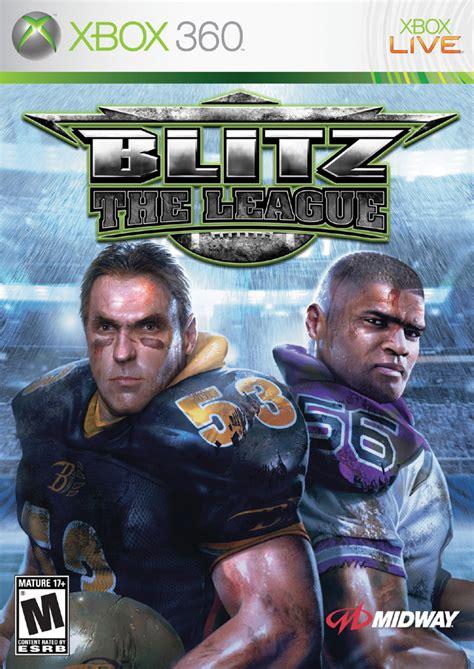 blitz  league xbox  game