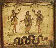 Resultado de imagen de blog culto en roma dioses domesticos