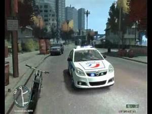 Voitures Gta 5 : gta iv voitures de police fran aises youtube ~ Medecine-chirurgie-esthetiques.com Avis de Voitures