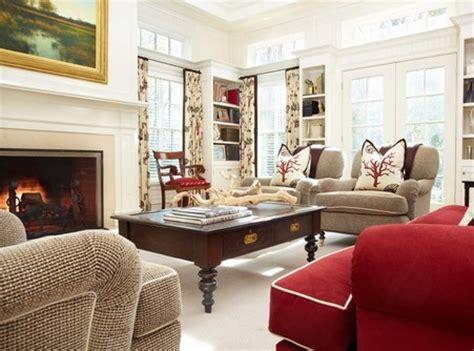 home dzine home decor warm   red