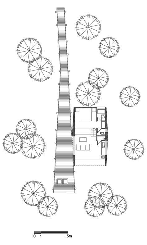 modern tree house  curacavi chile