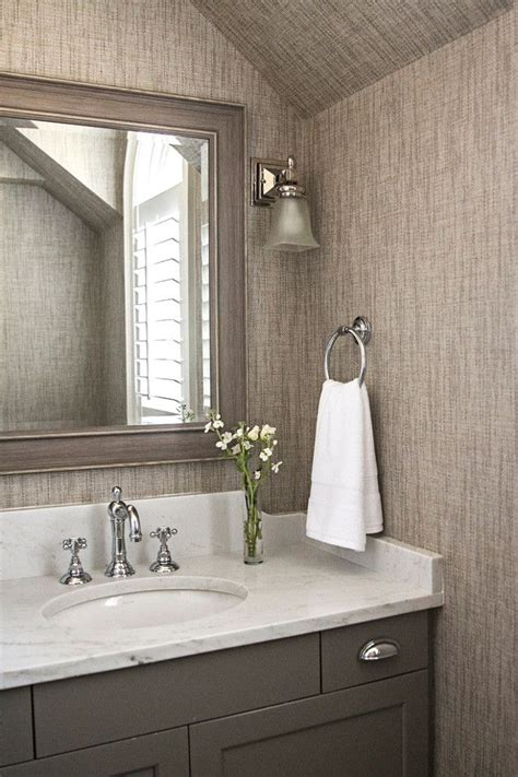 Bathroom Wall Texture Ideas by Grasscloth Wallpaper Walls And Ceiling With Grasscloth