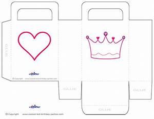 9 Best Images of Fondant Princess Template Printable ...