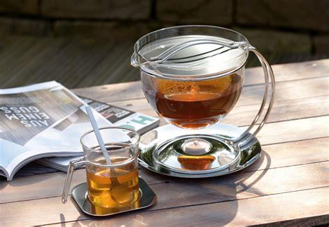 Mono Teekanne 1 5l by Mono Filio Teekanne 1 5 L Mit Integr St 246 Vchen
