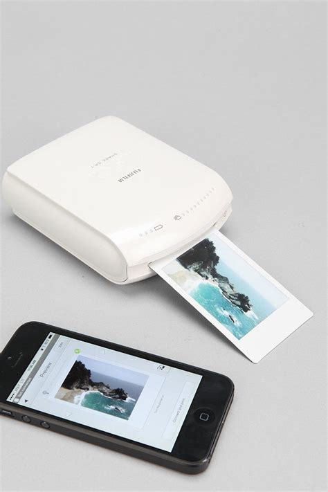 iphone picture printer fujifilm instax instant smartphone printer printers