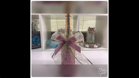 botella decorada para quince a 241 os 243 boda
