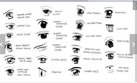 image de yeux de manga